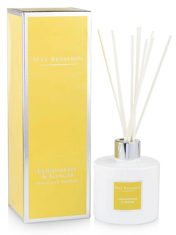 Lemongrass & Ginger  Luxury Diffuser 150ml