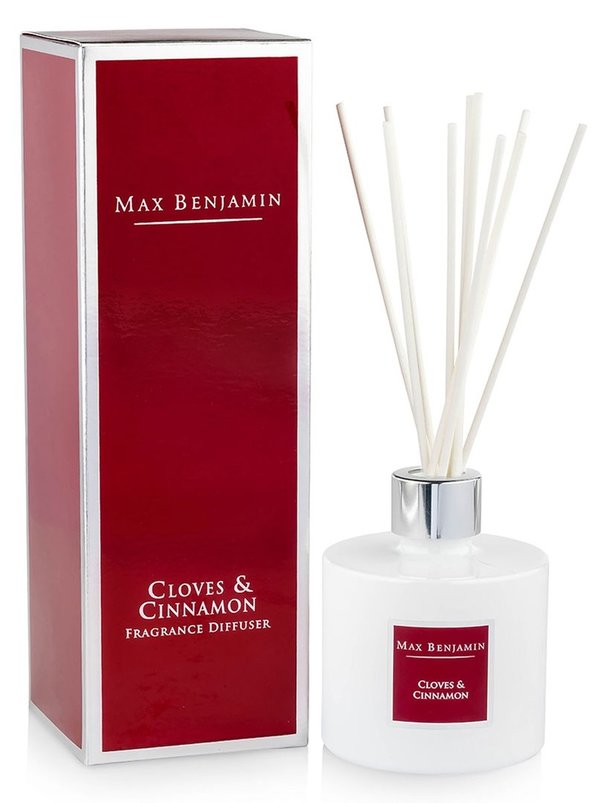 Cloves & Cinnamon  Luxury Diffuser 150ml