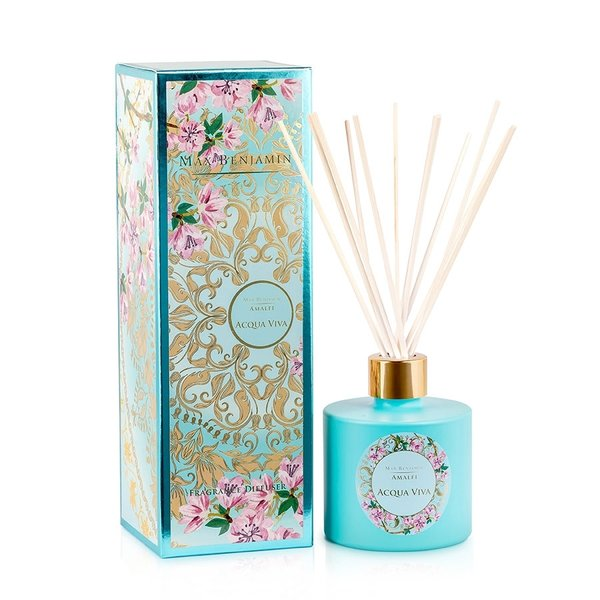 Amalfi Acqua Viva Luxury Diffuser 150ml