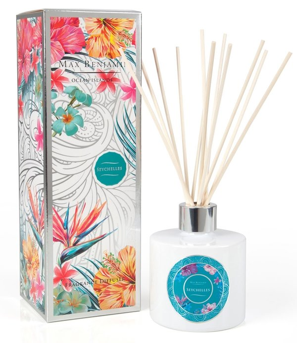 Seychelles Luxury Diffuser 150ml