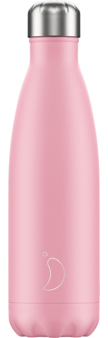 Chilly Bottle - Pastel Pink 500 ml