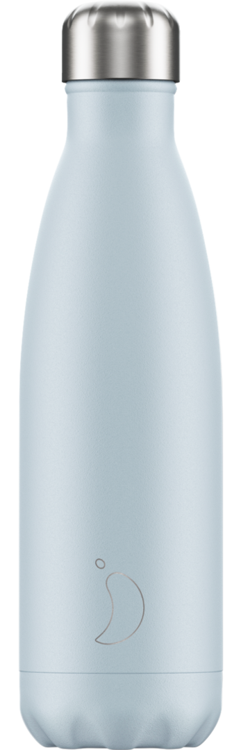 Chilly Bottle -  Blush Edition Sky Blue 500ml