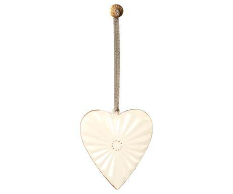 Ornament Heart, Metal