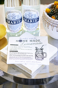 Rivièra Maison Paper Napkin Home Made Lemonade