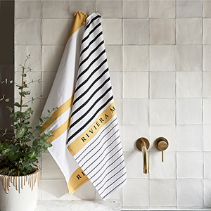 Rivièra Maison Island Bay Tea Towel 2pcs