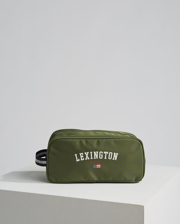 LEXINGTON Princeton Toilet Bag, Green