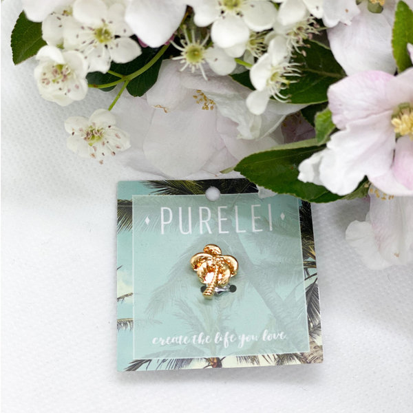 PURELEI - Charm-Palm-Tree-RoseGold
