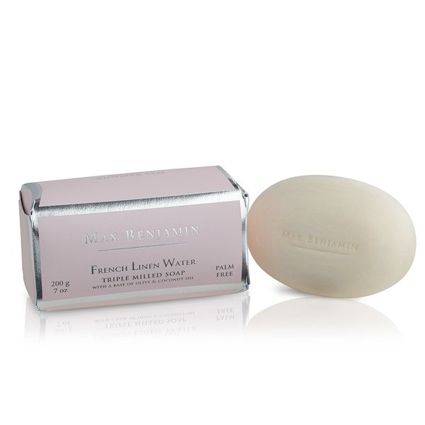 Max Benjamin - French Linen Water  Luxury Soap